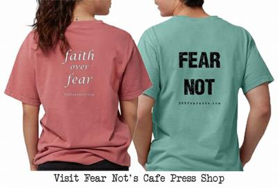 Fear Not Shop
